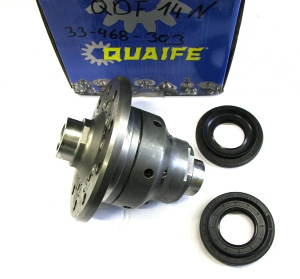 Quaife Differentialsperre Mini