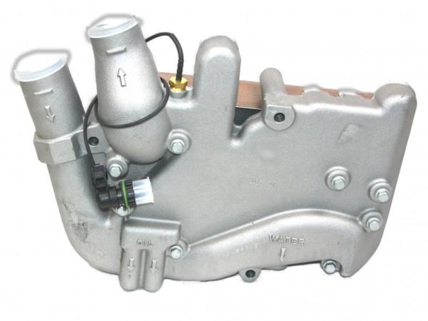 Voith Wärmetauscher für Volvo Truck mit Adapterplatte