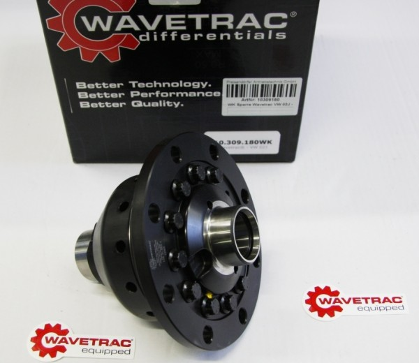 Wavetrac Differentialsperre BMW
