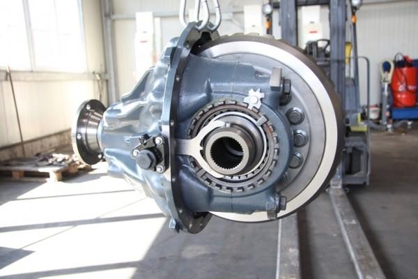 Mercedes Differential HL8/R485 Ü = 41:15